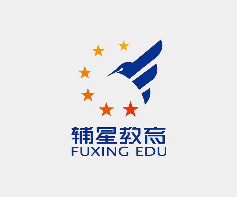 辅星教育品牌设计